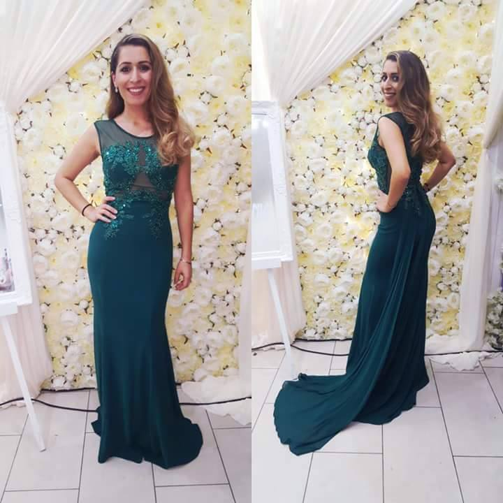 Lækker Billige festkjoler – Billige kjoler til fest – Olivia CPH BF-85