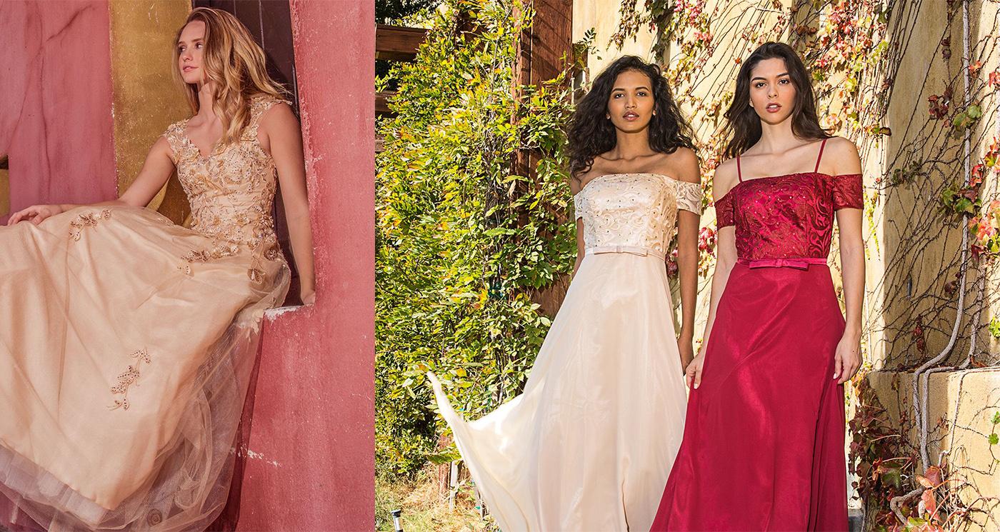 Topmoderne Billige festkjoler – Billige kjoler til fest – Olivia CPH FU-25